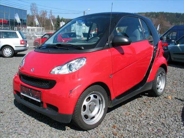 Smart Fortwo 1,0   SMART 55 PURE, foto 1 Auto – moto , Automobily | spěcháto.cz - bazar, inzerce zdarma