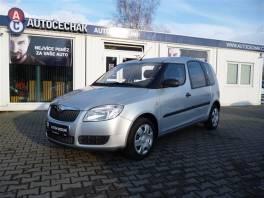 Škoda Roomster 1.4 TDi KLIMATIZACE