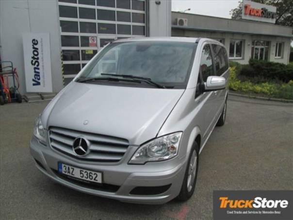 Mercedes-Benz Viano 2,1   V-Klasse VIANO CDI 2.2 T L PKW, foto 1 Užitkové a nákladní vozy, Do 7,5 t | spěcháto.cz - bazar, inzerce zdarma