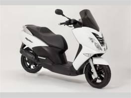 Citystar 125i ccm - bílá , Auto – moto , Motocykly a čtyřkolky  | spěcháto.cz - bazar, inzerce zdarma