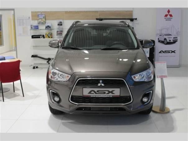 Mitsubishi ASX 2,2DI-D AUTOMAT 4WD INSTYLE+, foto 1 Auto – moto , Automobily | spěcháto.cz - bazar, inzerce zdarma