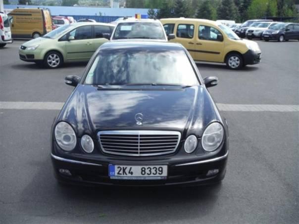 Mercedes-Benz Třída E 280 CDi Avantgarde, foto 1 Auto – moto , Automobily | spěcháto.cz - bazar, inzerce zdarma