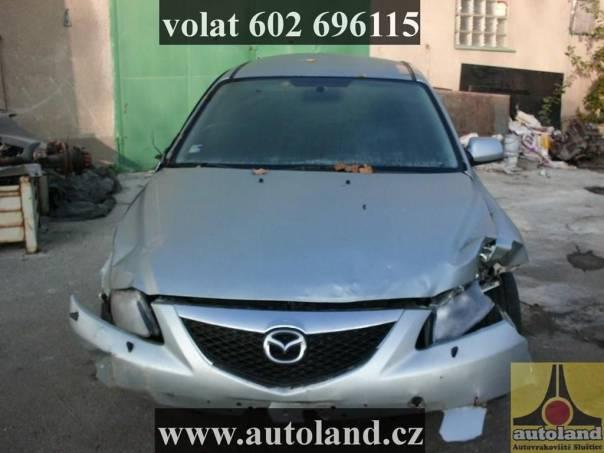 Mazda 6 2,3, foto 1 Náhradní díly a příslušenství, Ostatní | spěcháto.cz - bazar, inzerce zdarma