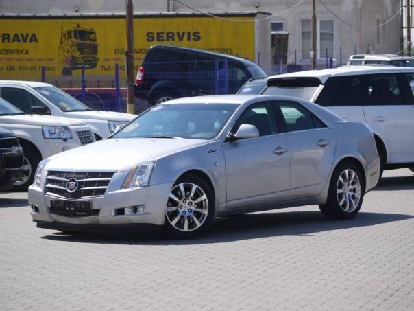Cadillac CTS 3,6 V6/Top stav/záruka, foto 1 Auto – moto , Automobily   spěcháto.cz - bazar, inzerce zdarma