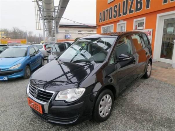 Volkswagen Touran 1.9 TDi 77kW,klima,serviska, foto 1 Auto – moto , Automobily | spěcháto.cz - bazar, inzerce zdarma