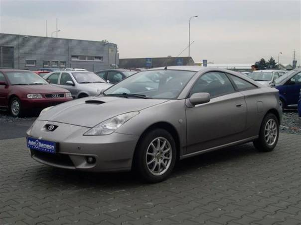 Toyota Celica 1.8 TS *AUTOKLIMA* 142 kW*, foto 1 Auto – moto , Automobily | spěcháto.cz - bazar, inzerce zdarma