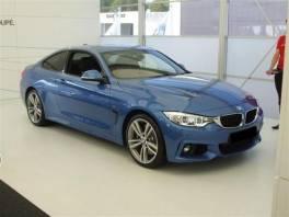 BMW  420d Coupe M-paket V ZÁRUCE