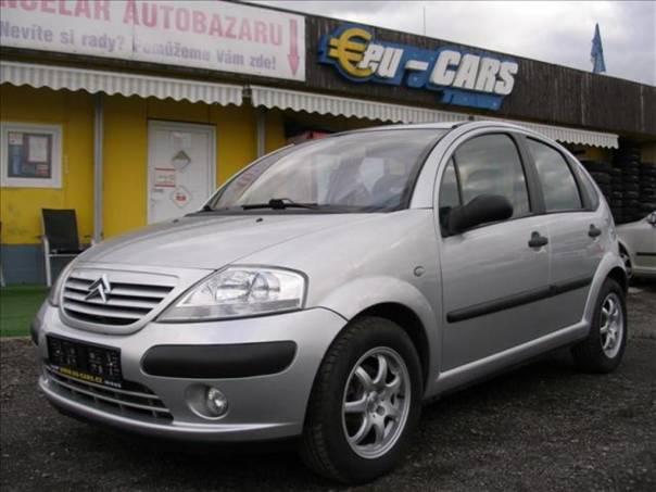 Citroën C3 1,4   AUTOMAT,ABS,KLIMA, foto 1 Auto – moto , Automobily | spěcháto.cz - bazar, inzerce zdarma