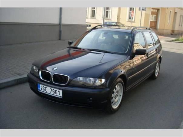 BMW Řada 3 Kombi 320 D, foto 1 Auto – moto , Automobily | spěcháto.cz - bazar, inzerce zdarma