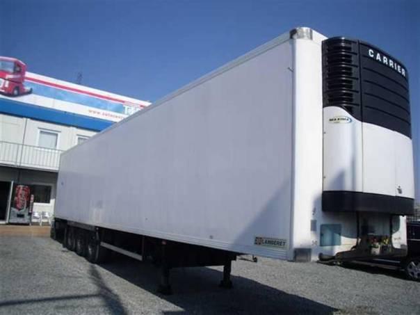 LVF - MRAZÁK CARRIER MAXIMA, foto 1 Užitkové a nákladní vozy, Přívěsy a návěsy | spěcháto.cz - bazar, inzerce zdarma
