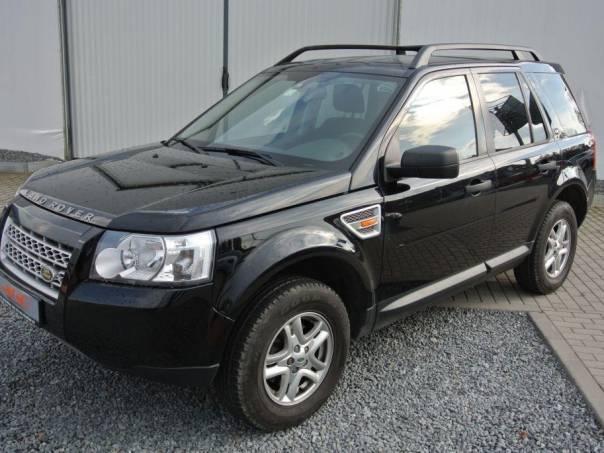 Land Rover Freelander 2.2 TD4, 4x4, NAVIGACE, 2x KOLA, foto 1 Auto – moto , Automobily | spěcháto.cz - bazar, inzerce zdarma