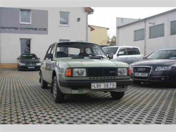 Škoda 120 L, 1.MAJ.ČR, SERVISKA, foto 1 Auto – moto , Automobily | spěcháto.cz - bazar, inzerce zdarma