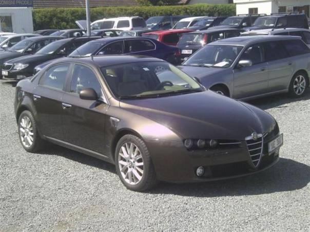 Alfa Romeo 159 1.9 JTD 16V *výměna možná*, foto 1 Auto – moto , Automobily   spěcháto.cz - bazar, inzerce zdarma