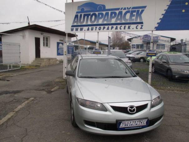 Mazda 6 1.8i ČR,1.MAJ, foto 1 Auto – moto , Automobily | spěcháto.cz - bazar, inzerce zdarma