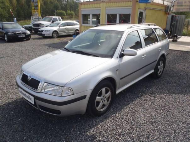 Škoda Octavia 1.8T 110 kW Elegance Kombi, foto 1 Auto – moto , Automobily | spěcháto.cz - bazar, inzerce zdarma