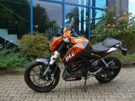 125 Duke , Auto – moto , Motocykly a čtyřkolky  | spěcháto.cz - bazar, inzerce zdarma