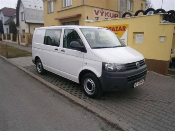 Volkswagen Transporter T5 2,0 TDI 103 KW ODPOČET DPH, foto 1 Auto – moto , Automobily   spěcháto.cz - bazar, inzerce zdarma