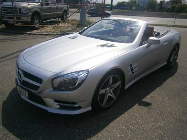 Mercedes-Benz Třída SL 500, EDICE 1, AMG PAKET, foto 1 Auto – moto , Automobily | spěcháto.cz - bazar, inzerce zdarma