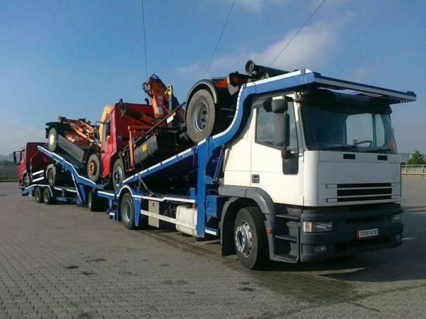 Iveco  Magirus 190E42, foto 1 Užitkové a nákladní vozy, Nad 7,5 t | spěcháto.cz - bazar, inzerce zdarma
