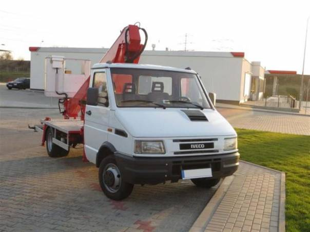40-10 montážní plošina, foto 1 Užitkové a nákladní vozy, Nad 7,5 t | spěcháto.cz - bazar, inzerce zdarma