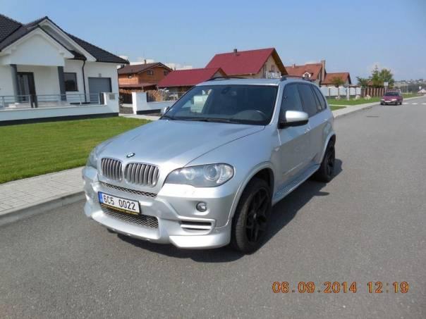 BMW X5 4.8i úprava Schnitzer, foto 1 Auto – moto , Automobily | spěcháto.cz - bazar, inzerce zdarma