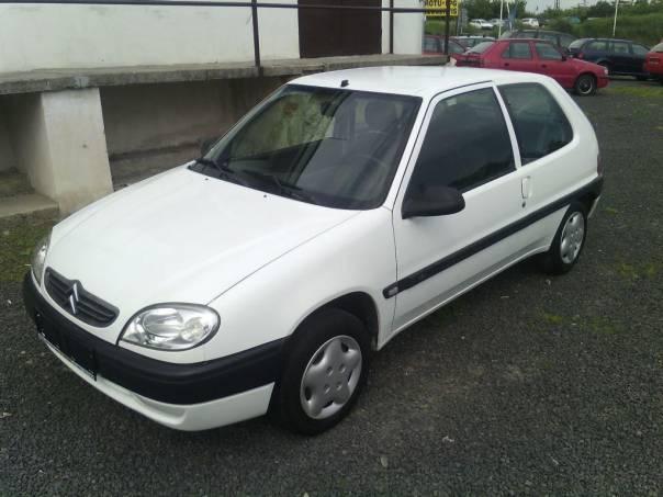 Citroën Saxo 1.0i, foto 1 Auto – moto , Automobily | spěcháto.cz - bazar, inzerce zdarma