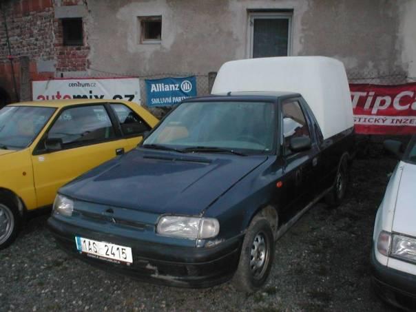 Škoda Felicia Pick-Up 1,3i, foto 1 Auto – moto , Automobily | spěcháto.cz - bazar, inzerce zdarma