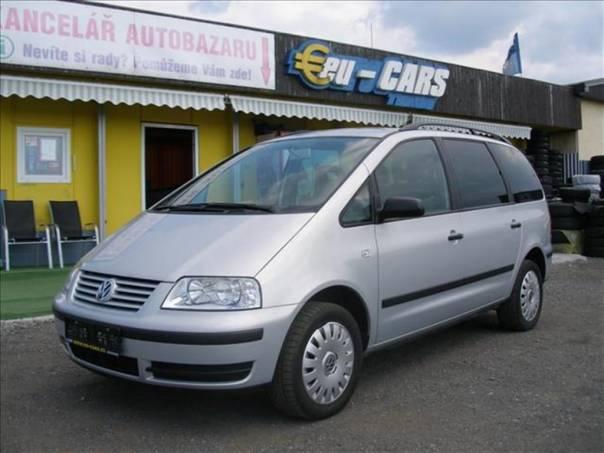 Volkswagen Sharan 1.9 TDi,96kW,7míst, foto 1 Auto – moto , Automobily | spěcháto.cz - bazar, inzerce zdarma