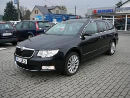 Škoda Superb 2.0 TDI Exsclisive