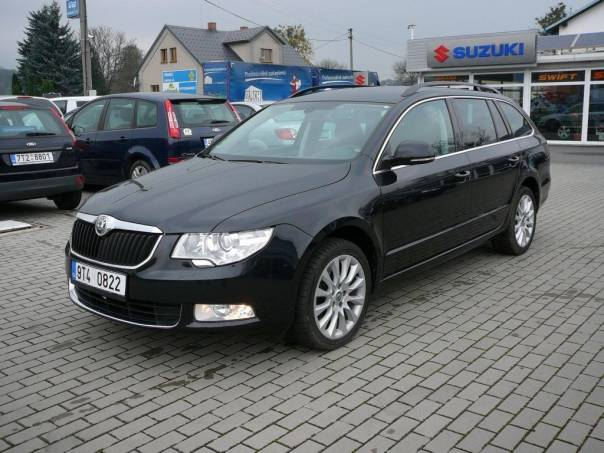 Škoda Superb 2.0 TDI Exsclisive, foto 1 Auto – moto , Automobily | spěcháto.cz - bazar, inzerce zdarma