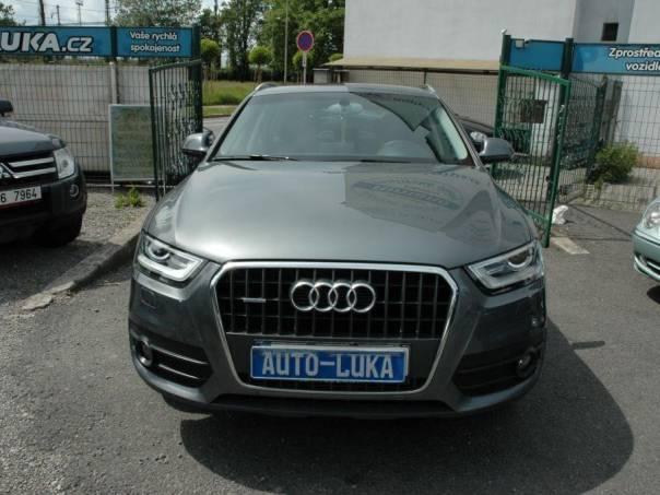 Audi Q3 2.0 TDI QUATTRO, foto 1 Auto – moto , Automobily | spěcháto.cz - bazar, inzerce zdarma