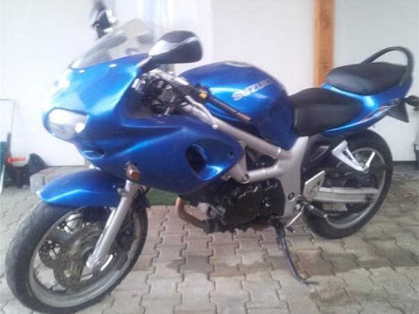Suzuki SV 650s, foto 1 Auto – moto , Motocykly a čtyřkolky   spěcháto.cz - bazar, inzerce zdarma