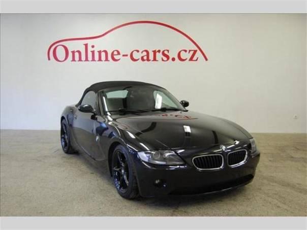 BMW Z4 3.0 i Roadster 170kW, foto 1 Auto – moto , Automobily | spěcháto.cz - bazar, inzerce zdarma
