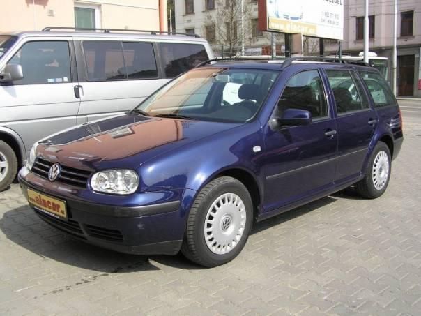 Volkswagen Golf 1.4 16V,Klima,tažné zař., foto 1 Auto – moto , Automobily | spěcháto.cz - bazar, inzerce zdarma