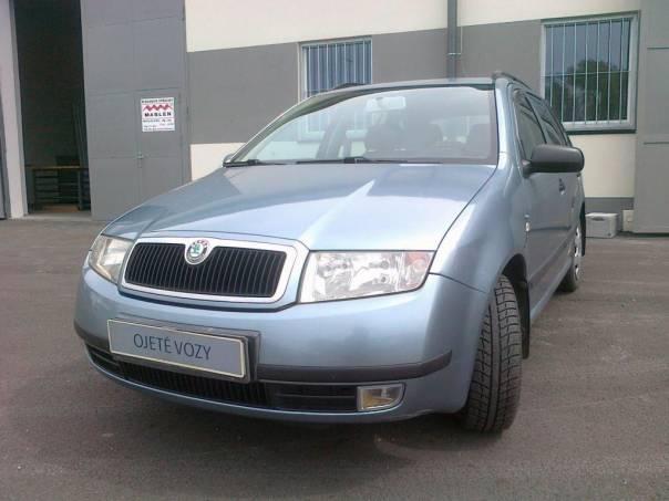 Škoda Fabia 1.4 i 16V - AUTOMAT, foto 1 Auto – moto , Automobily | spěcháto.cz - bazar, inzerce zdarma