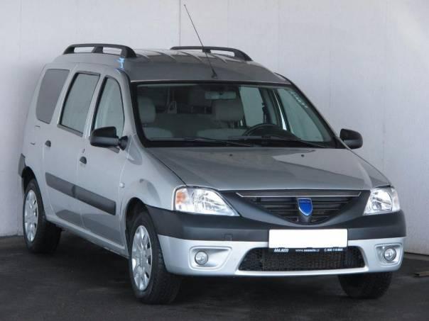 Dacia Logan 1.6, foto 1 Auto – moto , Automobily | spěcháto.cz - bazar, inzerce zdarma