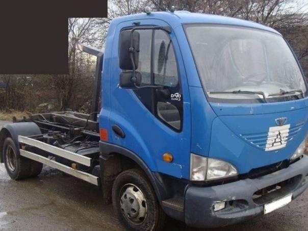 Daewoo Avia  , foto 1 Užitkové a nákladní vozy, Nad 7,5 t | spěcháto.cz - bazar, inzerce zdarma