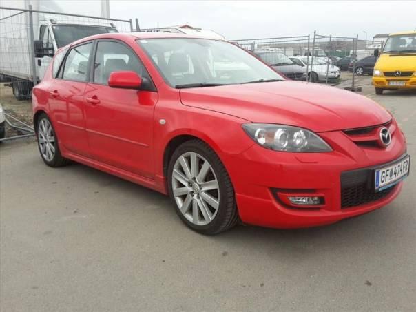 Mazda 3 2,3, foto 1 Auto – moto , Automobily | spěcháto.cz - bazar, inzerce zdarma