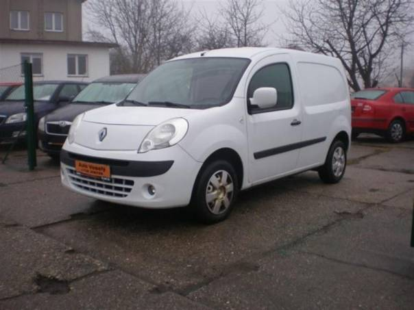 Renault Kangoo 1,5 DCi,ČR,1 MAJ.SERVISKA, foto 1 Užitkové a nákladní vozy, Do 7,5 t | spěcháto.cz - bazar, inzerce zdarma