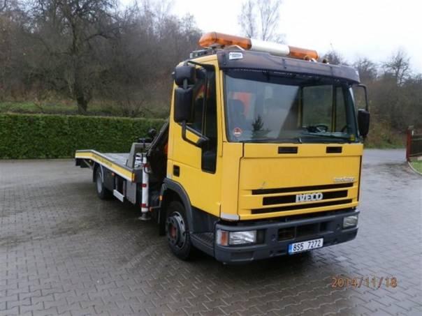 Eurocargo 80 E ODTAHOVKA+ruka, foto 1 Užitkové a nákladní vozy, Nad 7,5 t | spěcháto.cz - bazar, inzerce zdarma