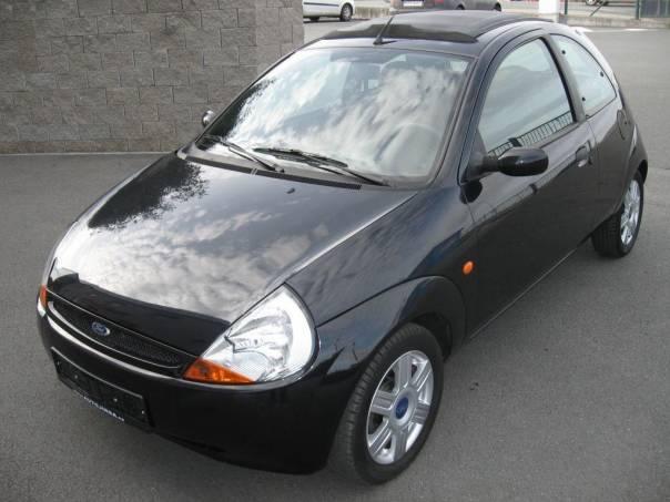 Ford KA 1.3i, 60000 KM, foto 1 Auto – moto , Automobily | spěcháto.cz - bazar, inzerce zdarma