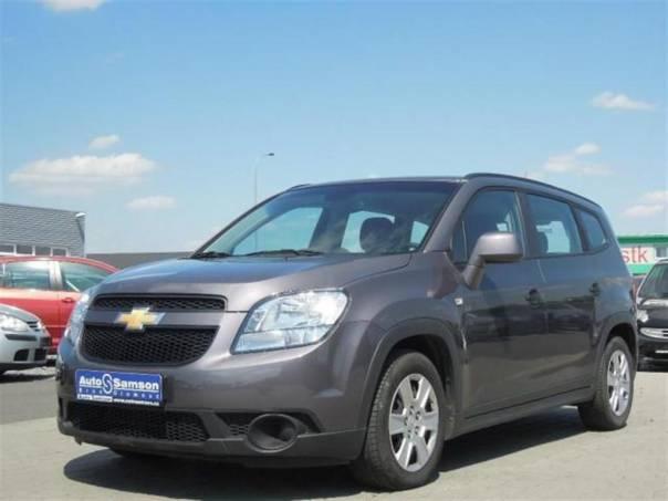 Chevrolet Orlando 2.0 VCDi *1.majitel*7 míst*, foto 1 Auto – moto , Automobily | spěcháto.cz - bazar, inzerce zdarma