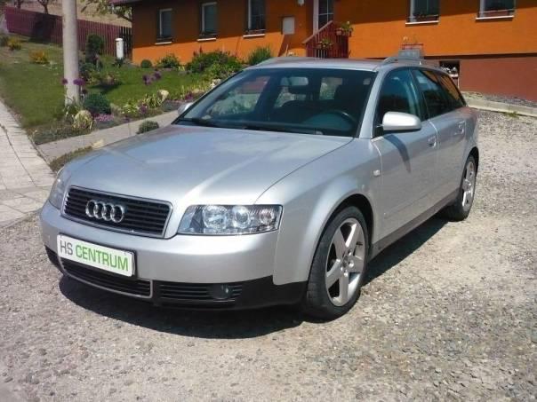Audi A4 2.5 TDi Quattroo 132kW, foto 1 Auto – moto , Automobily | spěcháto.cz - bazar, inzerce zdarma