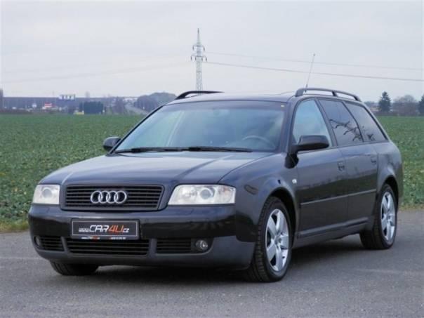 Audi A6 AVANT 2,5TDI 132kW QUATTRO * FULL *, foto 1 Auto – moto , Automobily | spěcháto.cz - bazar, inzerce zdarma