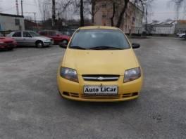 Chevrolet Aveo 1,2i  serviska LPG   LiCar.cz