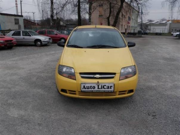 Chevrolet Aveo 1,2i  serviska LPG   LiCar.cz, foto 1 Auto – moto , Automobily | spěcháto.cz - bazar, inzerce zdarma