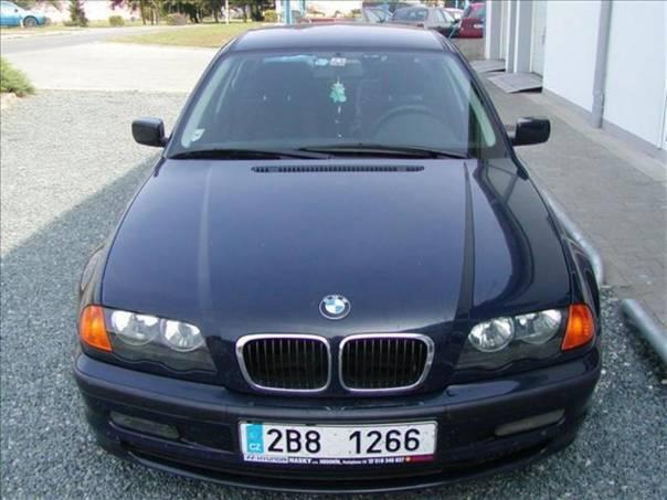 BMW Řada 3 1.9i 316i, foto 1 Auto – moto , Automobily | spěcháto.cz - bazar, inzerce zdarma