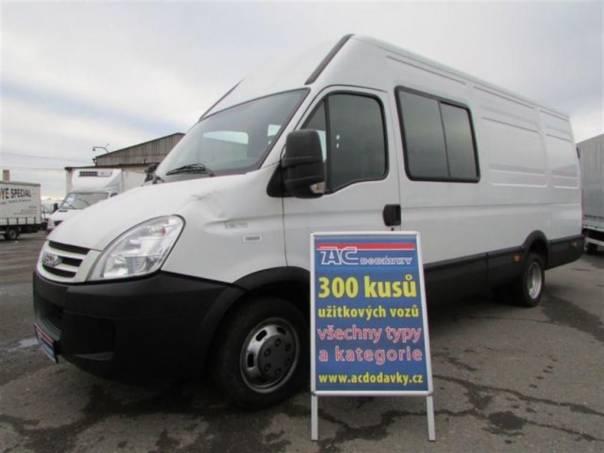 Iveco Daily 35C12V/2.3 MAXI 6MÍST DO 3,5T, foto 1 Užitkové a nákladní vozy, Autobusy | spěcháto.cz - bazar, inzerce zdarma