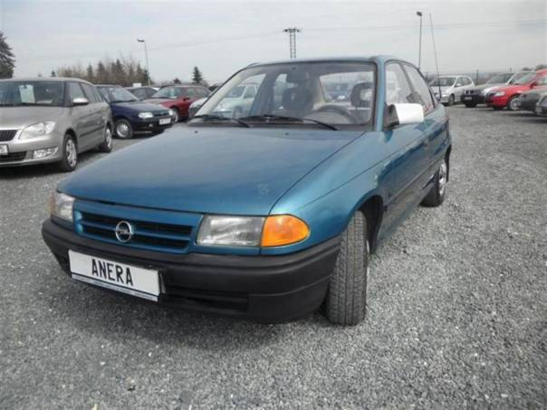 Opel Astra 1,6 i  GLS, foto 1 Auto – moto , Automobily | spěcháto.cz - bazar, inzerce zdarma
