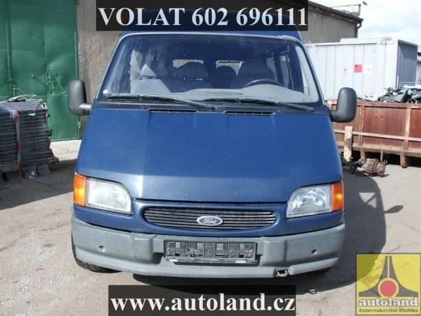 Ford Transit 2,5, foto 1 Náhradní díly a příslušenství, Ostatní | spěcháto.cz - bazar, inzerce zdarma